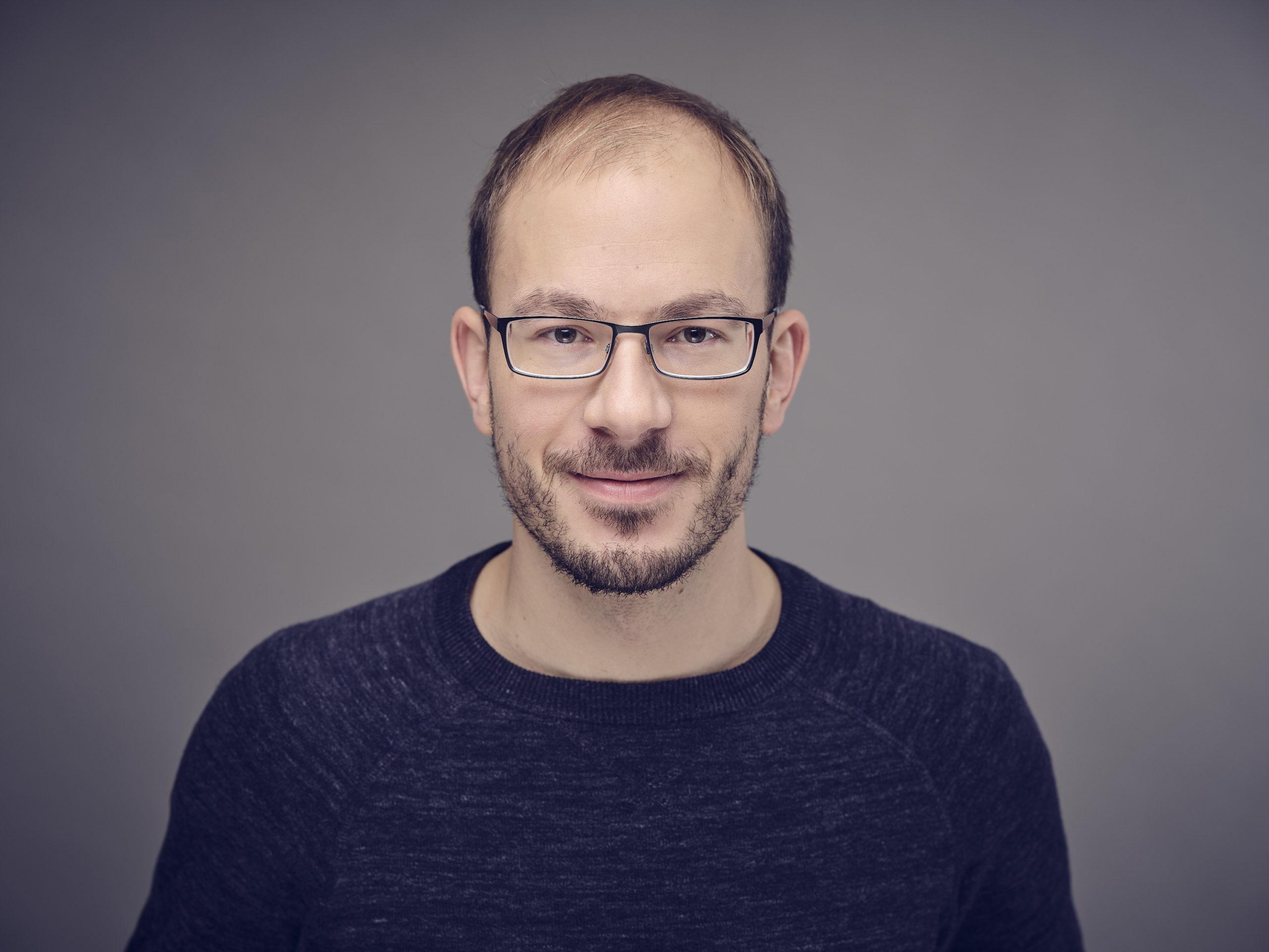 Portrait of Matthias Jobst