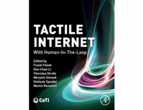 CeTI Book –  Tactile Internet with Human-in-the-Loop
