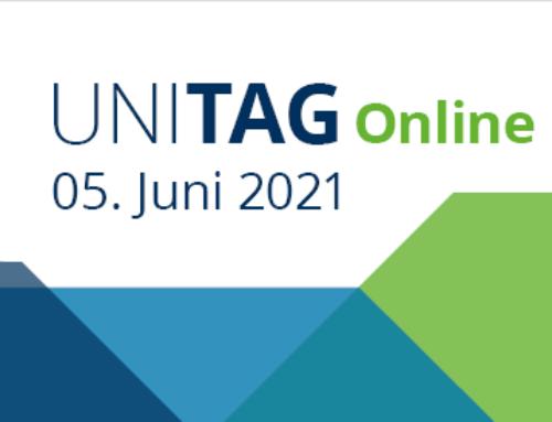 UNITAG Online 2021 at TU Dresden